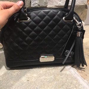 NWT Small Black shoulder bag by Jones New York